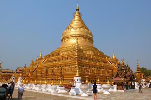 Shwezigon Pagoda - Best Things to Do in Bagan