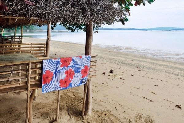 Super Absorbent Beach Towel