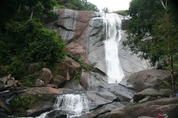 Telaga Tujuh Waterfall by Mohd Fazlin Mohd Effendy Ooi via Flickr CC
