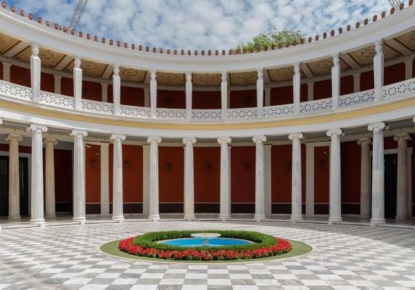 The Athens National Garden
