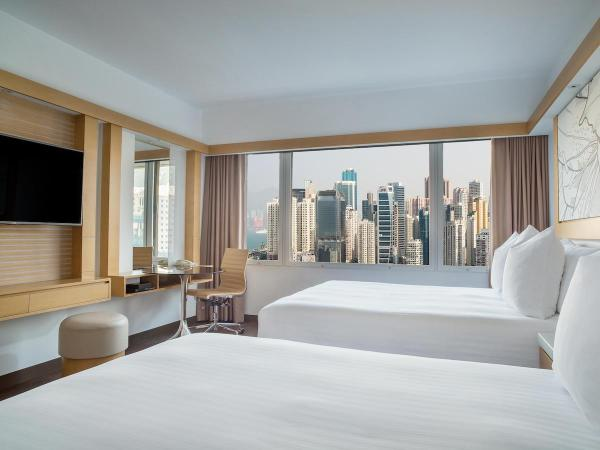 The Park Lane Hong Kong, a Pullman Hotel Premium Family Room