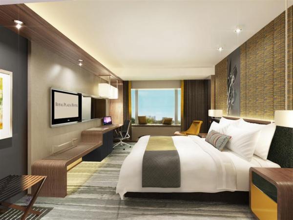 The Royal Garden Hotel in HongKong