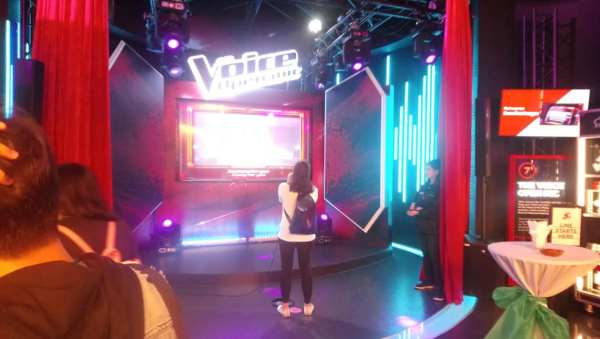 The Voice - Someones brave enough to try
