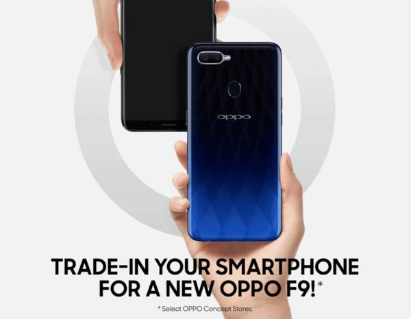 Trade-in Your Old OPPO Phone