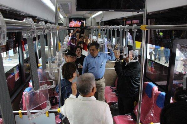 UBE Express Quezon City-NAIA P2P Route photo via Araneta Center FB