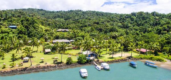 Waidroka Bay Resort Fiji