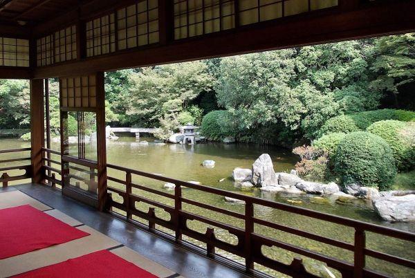 Yusentei Park by STA3816 via Wikipedia CC