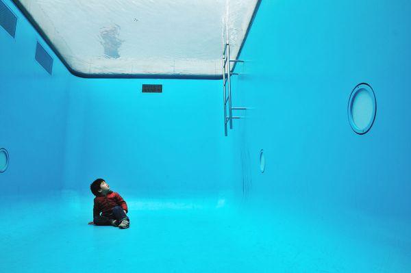 21st Century Museum of Contemporary Art by Ajari via Wikipedia CC