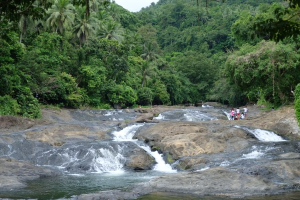 Bangon Falls - Things to do in Calbayog City