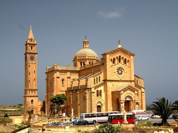 Basilica of Ta'Pinu - Best Things to do in Gozo
