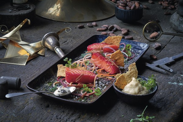 Mövenpick Hotel Mactan Island Cebu Presents Savory Chocolate Dishes You Never Knew Existed