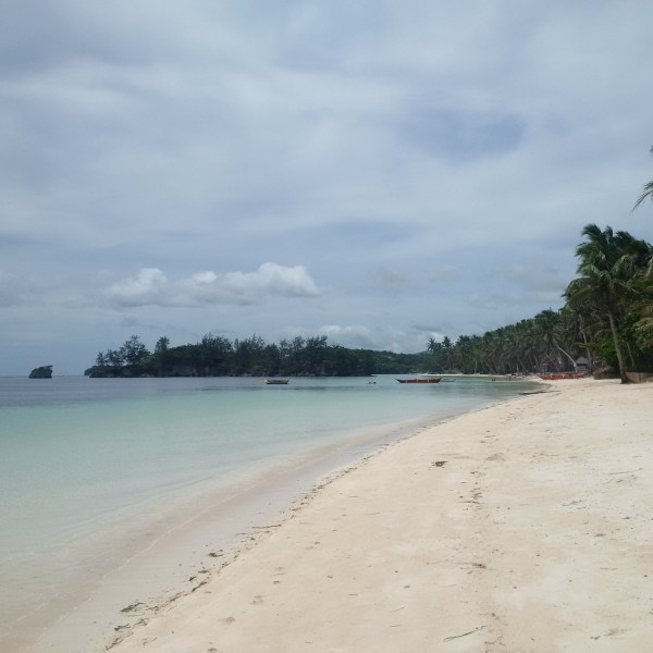 Boracay now open to tourists