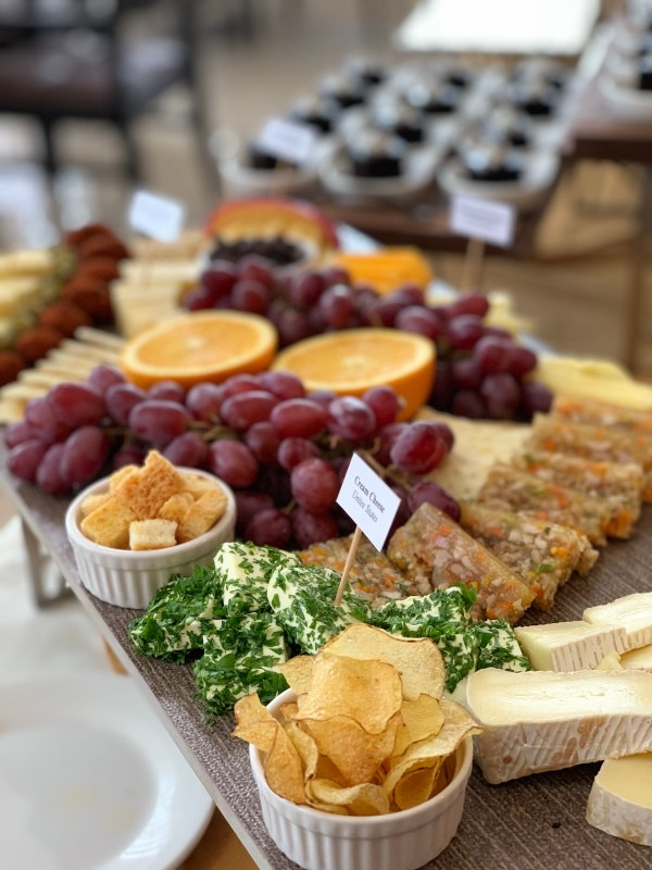 Cheese Platter Section