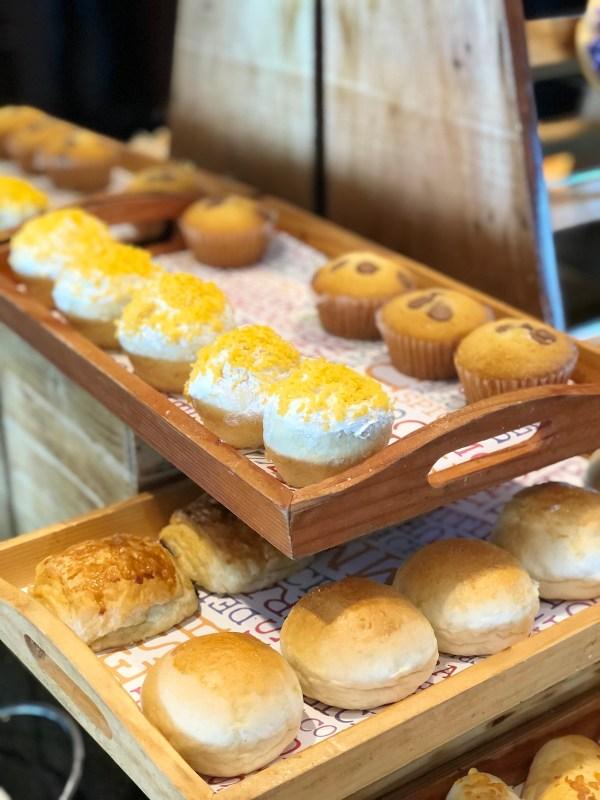 Club Lounge Breakfast Breads