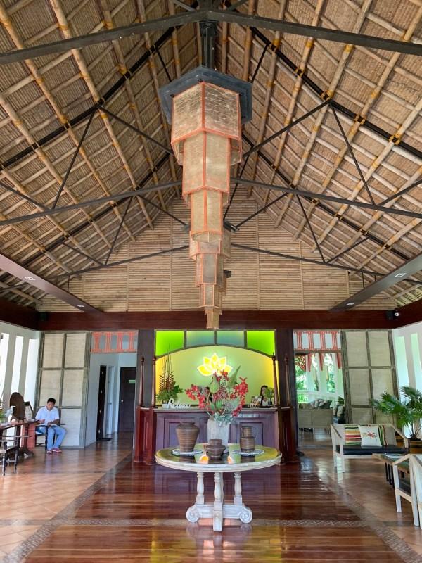 Lunch at Damires Hills Tierra Verde Leisure Farm Resort in Iloilo