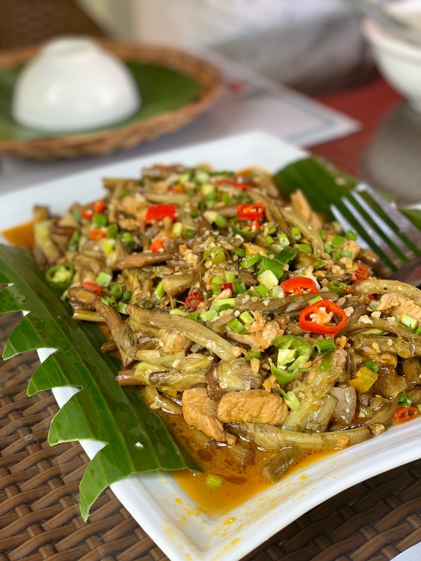Ilonggo Vegetable Dish
