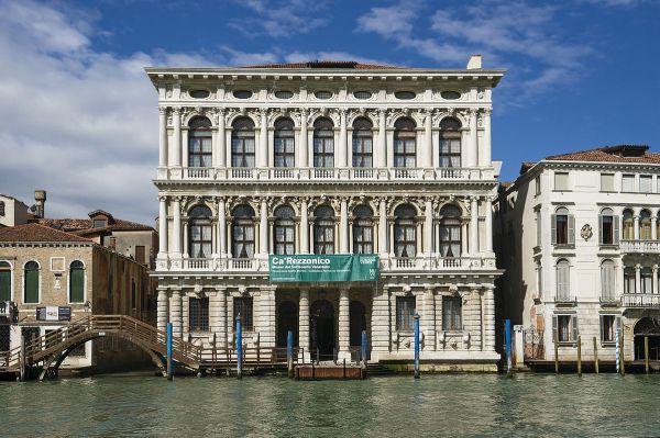 Palazzo Rezzonico by Didier Descouens via Wikipedia CC