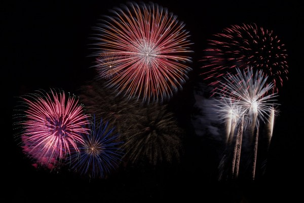 Philippine International Pyromusical Competition Schedule of Activities 2019