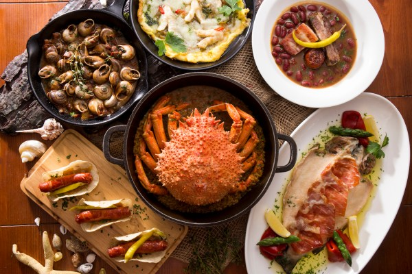 Spanish taverna Rustico is celebrating Spain's National Day with a month-long tribute to Basque Country cuisine at trendy Lai Chi Kok dining destination D2 Place One.