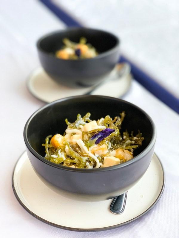 Seaweeds Salad