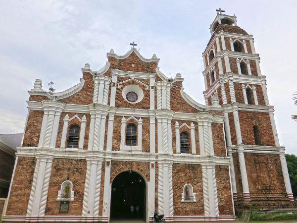 Tuguegarao Cathedral by Reyjohnino via Wikipedia CC