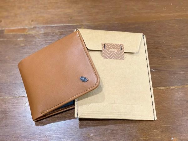 Bellroy Hide & Seek Slim Leather RFID Wallet Review