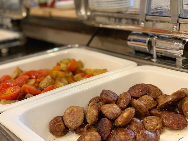 Breakfast Buffet at Best Western Pampanga