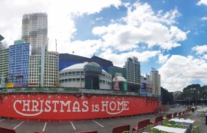 Christmas on Display COD returns to the Araneta Center