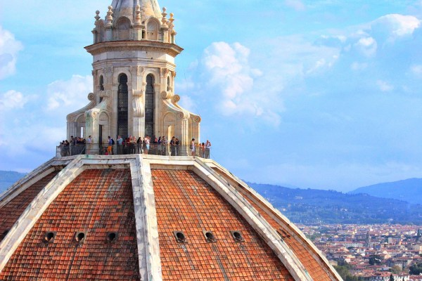 Climb the Duomo to see all of Florence