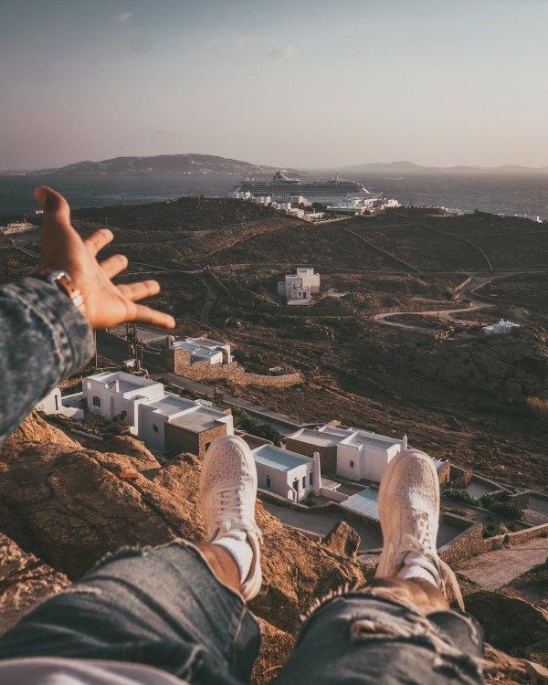 Day Tour in Mykonos by Collins Lesulie via Unsplash