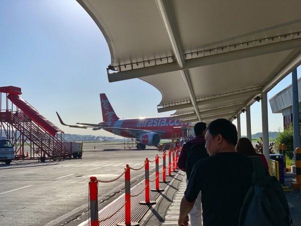 First Flight to Panglao International Airport