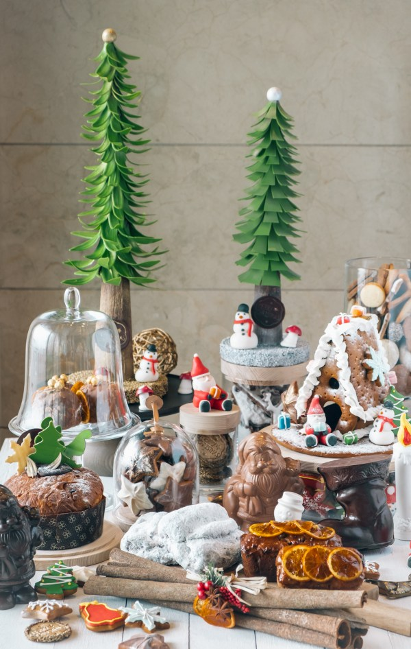 Grand Hyatt BGC Christmas Treats