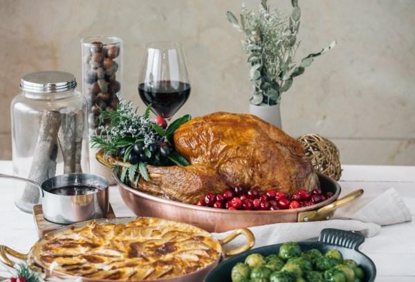 Grand Hyatt Manila Christmas Turkey