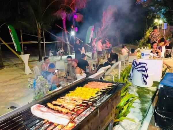 Extraordinary Halloween Festivities in the Newly-Opened Boracay Island