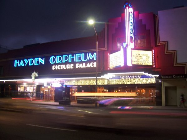 Hayden Orpheum Picture Palace Cremorne photo via FB Page