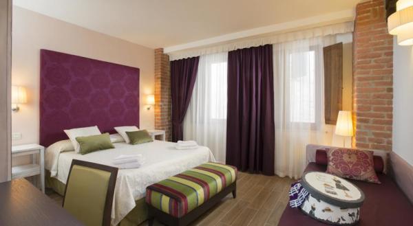 Hotel Alma Domus in Siena