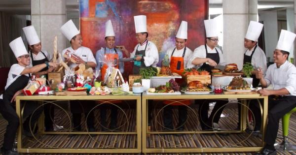 Hotel Jen Manila Chefs