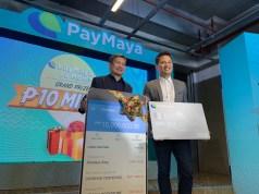 Paymaya Pa More launch