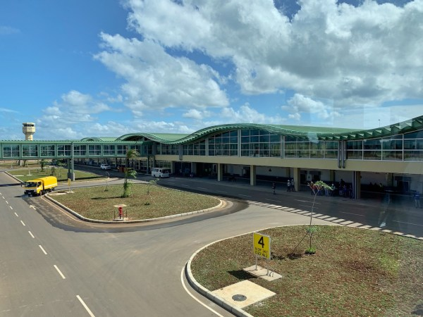 Photo of the new Panglao Intl Airport