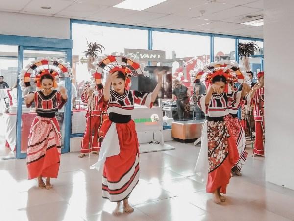 Series of Higaonon dance