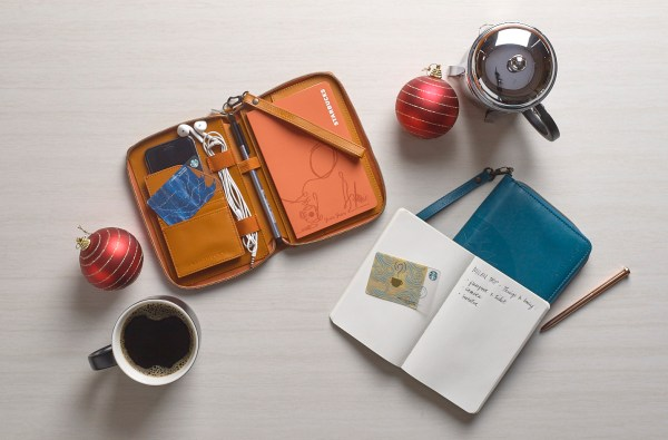 Starbucks Philippines 2019 Travel Organizers