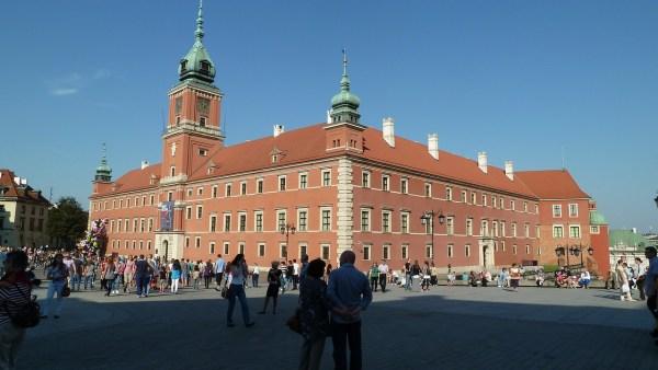 Warsaw Royal Castle