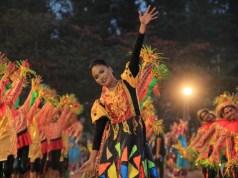 2018 Best Street dance Contingent from Alicia - Bambanti Festival 2019