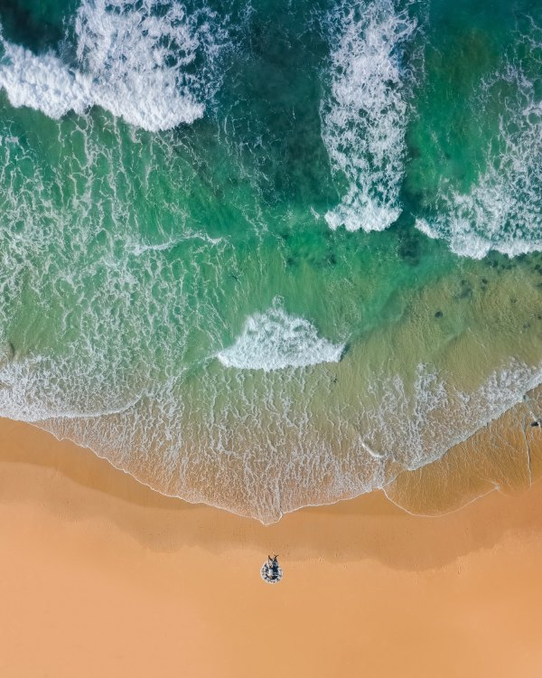 2018 Top 50 Beaches in the World photo by Leio Mclaren via unsplash