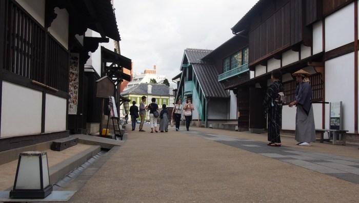 Dejima in Nagasaki