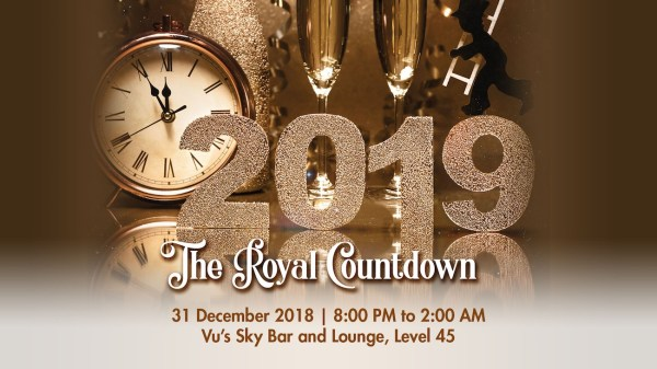 Experience New Year's Eve Countdown at Marco Polo Ortigas Manila