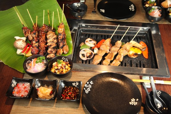 Grilled Food Philippines