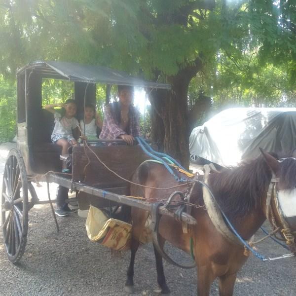 Kalesa Tour in Bolinao