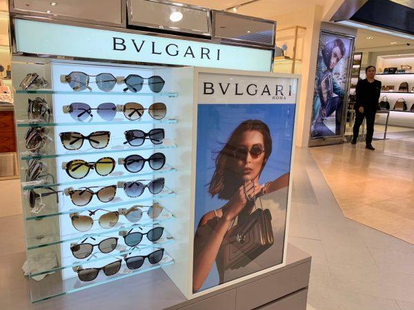 Luxury Eye Glasses at Duty Free Fiesta Mall