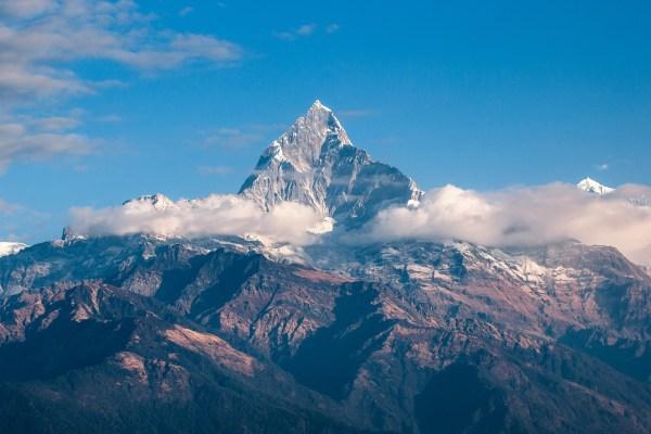 Mt. Machhapuchhre - Trekking in Nepal